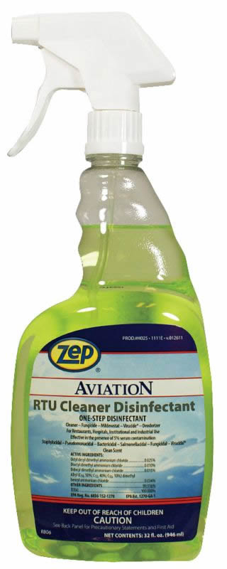 ZEP RTU Aviation Galley Cleaner
