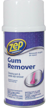 Zep FREEZE Gum Remover